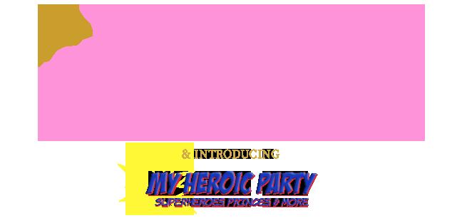 My Pretty Princess Party logo